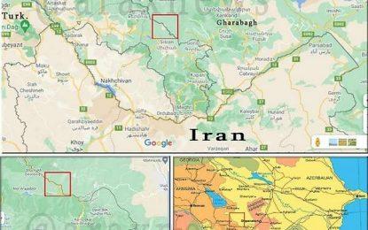 """مسدود شدن جاده مواصلاتی قاپان-گوریس در منطقه """"کارمراکار"""" و """"شورنوخ"""" ارمنستان"""