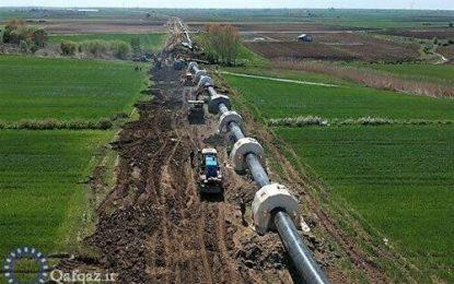 آماده سازی مقدمات احداث خط لوله گاز ترکیه به نخجوان