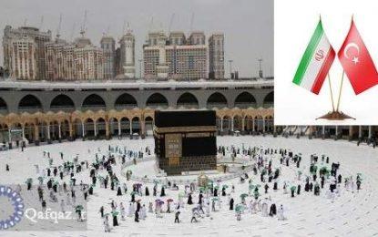 حج عمره و خط قرمز عربستان بر روی نام ایران و ترکیه