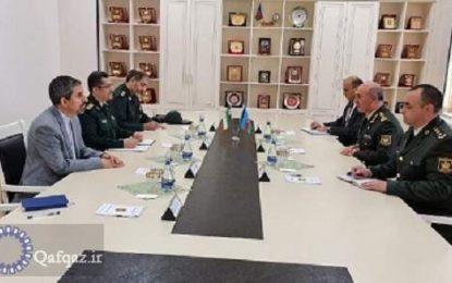 بررسی همکاری های نظامی ایران و جمهوری نخجوان