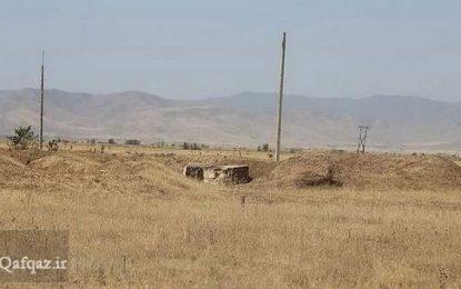 حمله خمپارهای ارمنستان به مواضع جمهوری آذربایجان در نخجوان