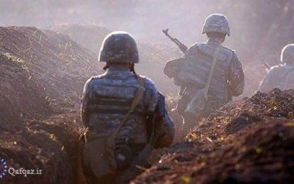 شلیک نیروهای ارمنستان به مواضع ارتش جمهوری آذربایجان در« نخجوان»