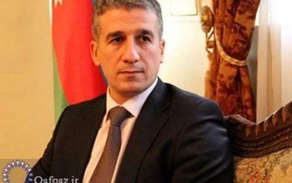 معرفی سفیر جدید باکو در تهران