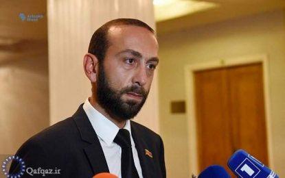 وزیر خارجه ارمنستان: ایروان آماده برگزاری مذاکرات صلح با جمهوری آذربایجان است