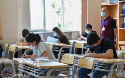 تاخیر در بازگشایی مدارس جمهوری آذربایجان