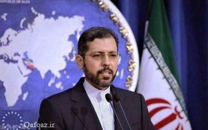 خطیب زاده: باکو رانندگان ایرانی را فورا آزاد کند