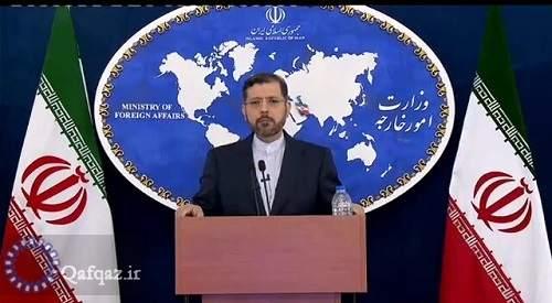 اعتراض ایران به رزمایش نظامی ترکیه در دریای خزر
