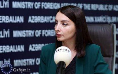 انتقاد تند باکو از مواضع آمریکا در خصوص قره باغ