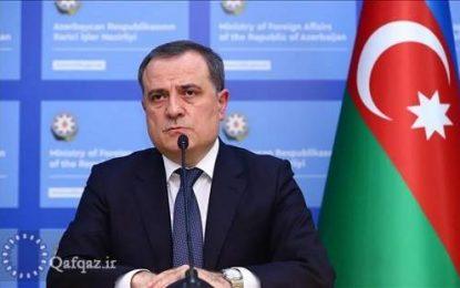 جیحون بایرام اف: برای عادی سازی روابط با ارمنستان آماده ایم