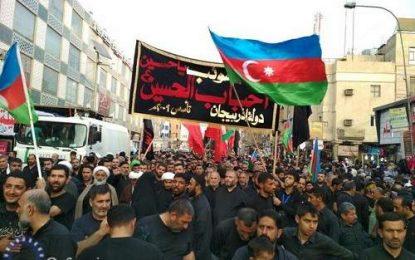 عزیمت زائران آذربایجانی برای مراسم اربعین حسینی