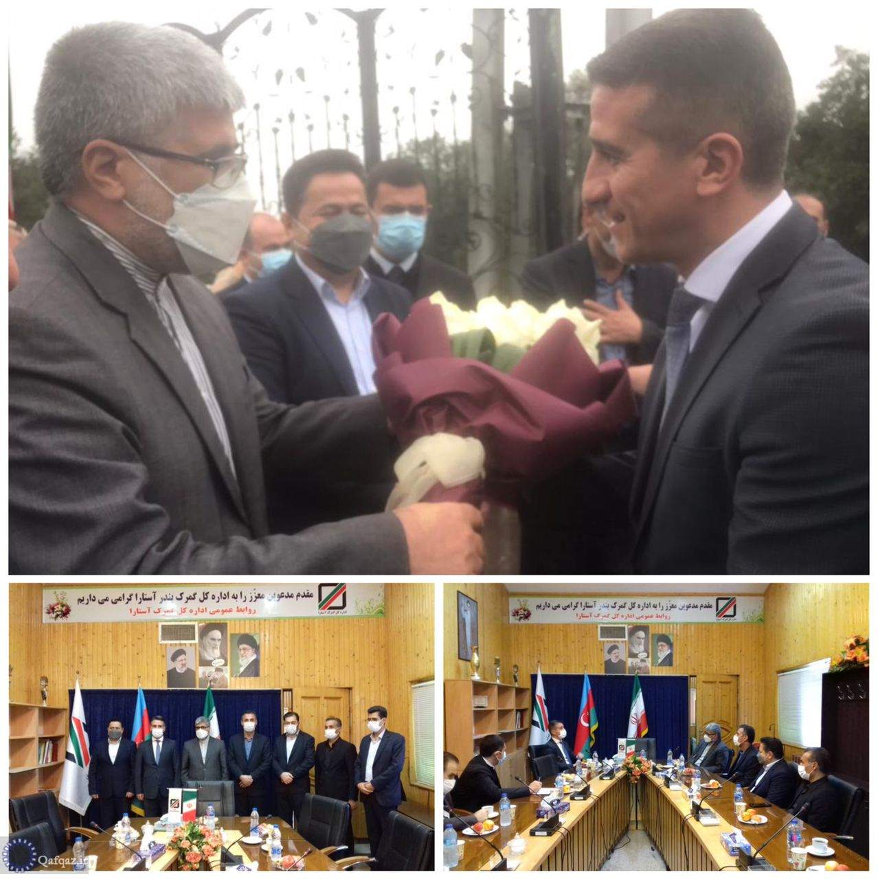 مناسبات اقتصادی و تجاری اردبیل با جمهوری آذربایجان گسترش مییابد