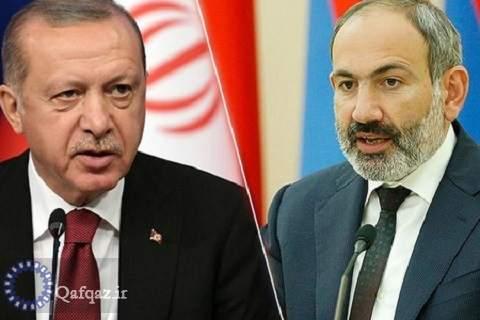 پاشینیان آماده توافق با اردوغان می شود؟