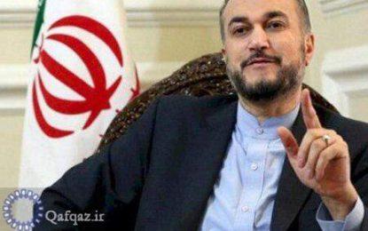 روزنامه ینی مساوات جمهوری آذربایجان: ایران همکاری با جدایی طلبان قره باغ را آشکارا اعلام کرد!