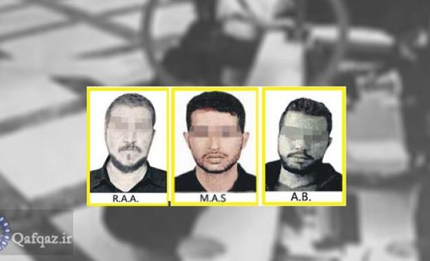 بازداشت جاسوسان موساد در ترکیه