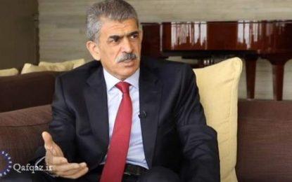 رییس حزب دموکرات های آزاد جمهوری آذربایجان: بخت آذربایجان در آن بود که پاشینیان پیشنهاد آتش بس پوتین را در 19 اکتبر 2020 نپذیرفت!