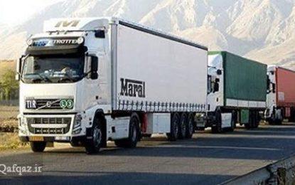 تداوم بدون محدودیت تجارت ایران و جمهوری آذربایجان در آستارا
